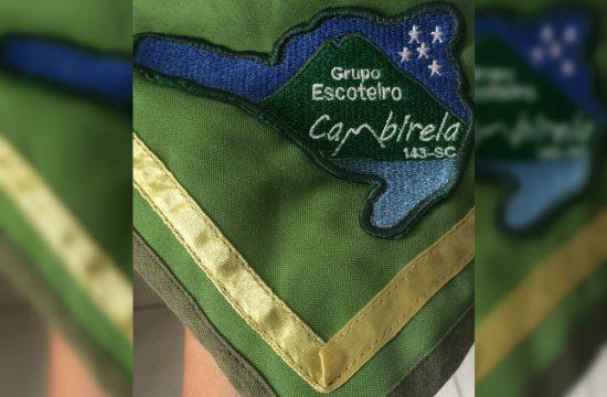 Grupo Escoteiro Cambirela - 143SC