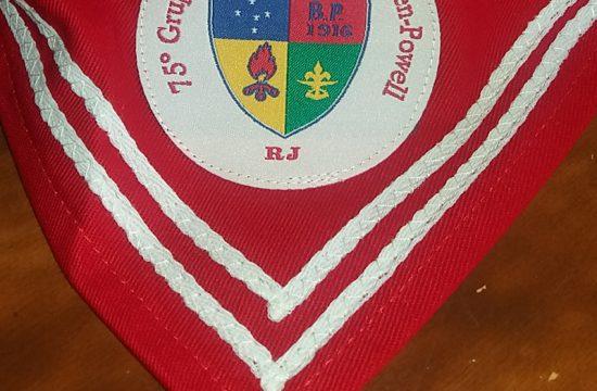 Ar Baden Powell - 075/RJ 2