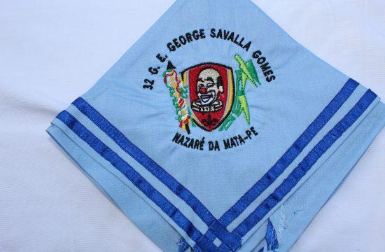 George Savalla Gomes - 032/PE 10